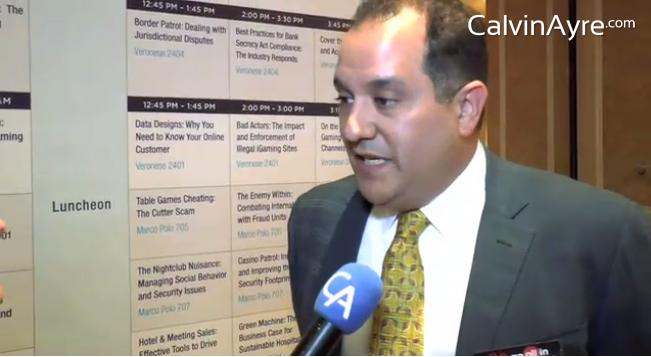 CalvinAyre.com Interviews Jeff Ifrah at G2E 2014 on NJ Sports Betting