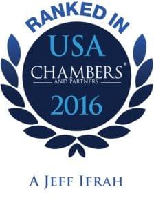 Jeff Ifrah_Chambers Logo_2016