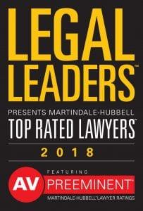 legal leaders badge