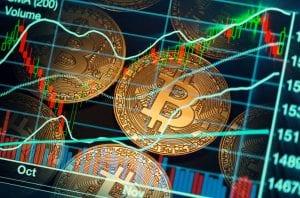 bitcoin trading market data