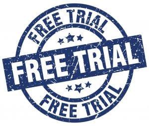 free trial california regulations